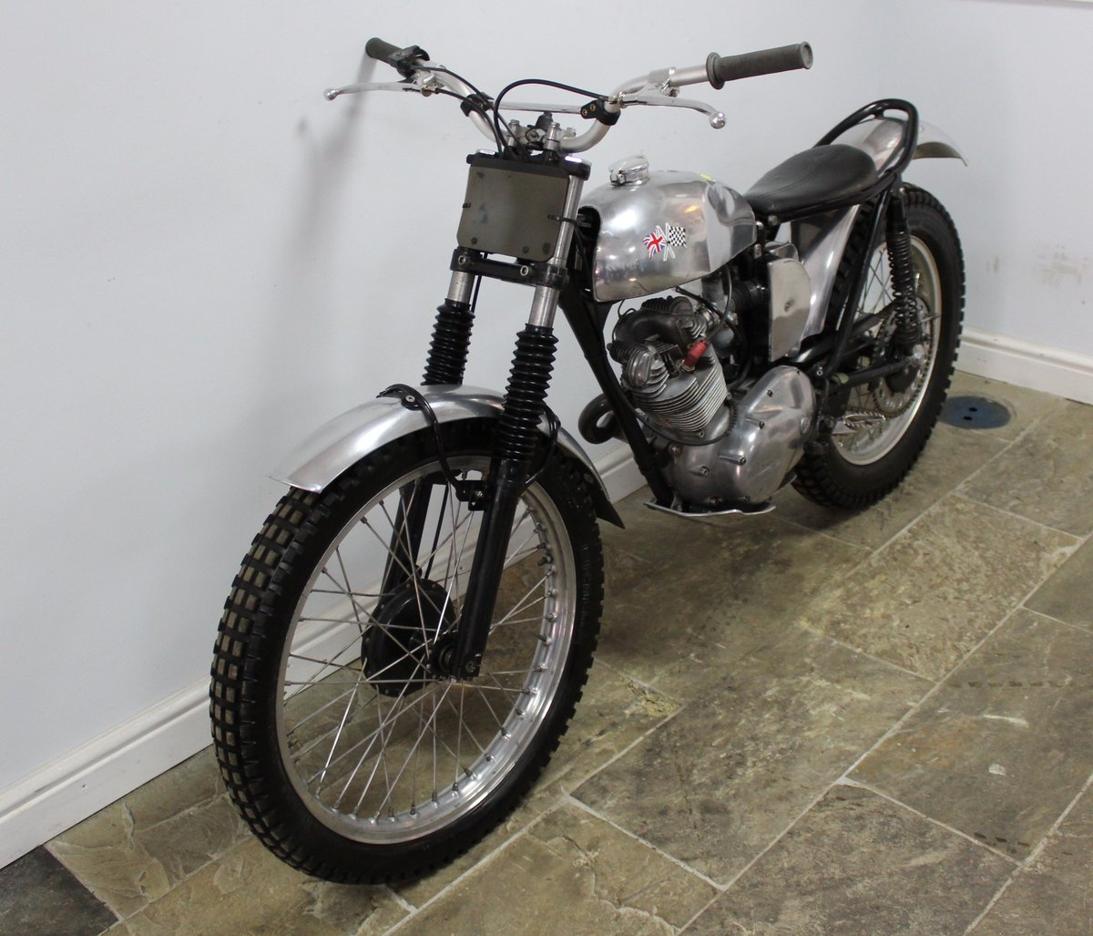 1960 Triumph T20 Tiger Cub Trials , Excellent condition SOLD (picture 6 of 6)