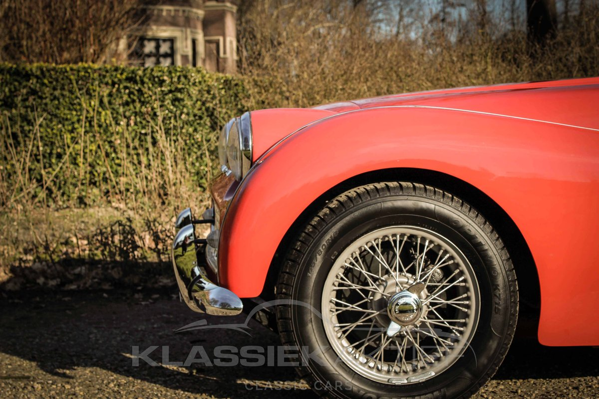 1958 Beautiful Triump TR3A in very good condition For Sale (picture 6 of 6)