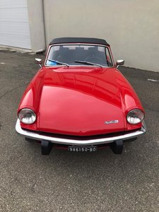 Picture of Triumph Spitfire MK IV anno 1973 For Sale