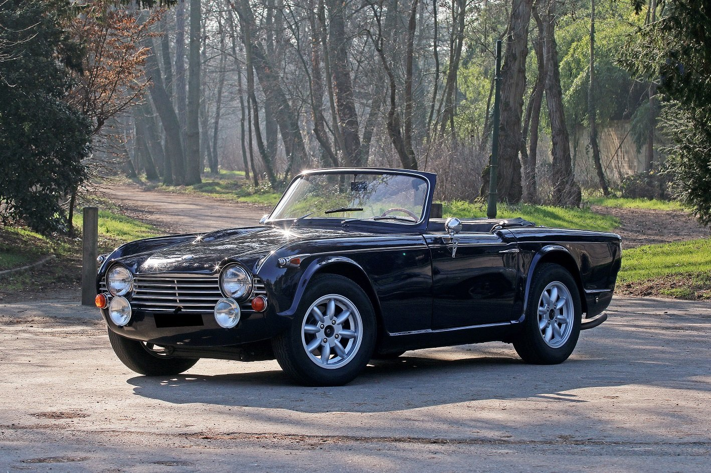 1967 Triumph Tr4 A Sold By Auction Car And Classic