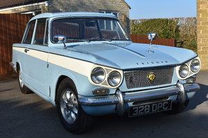 A 1967 Triumph Vitesse 2ltr saloon - 10/4/2019 For Sale by Auction