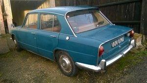 1968 Triumph 1300 FWD Project