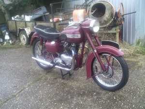 1955 TRIUMPH SPEEDTWIN For Sale