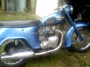 1961 TRIUMPH  21  3TA For Sale