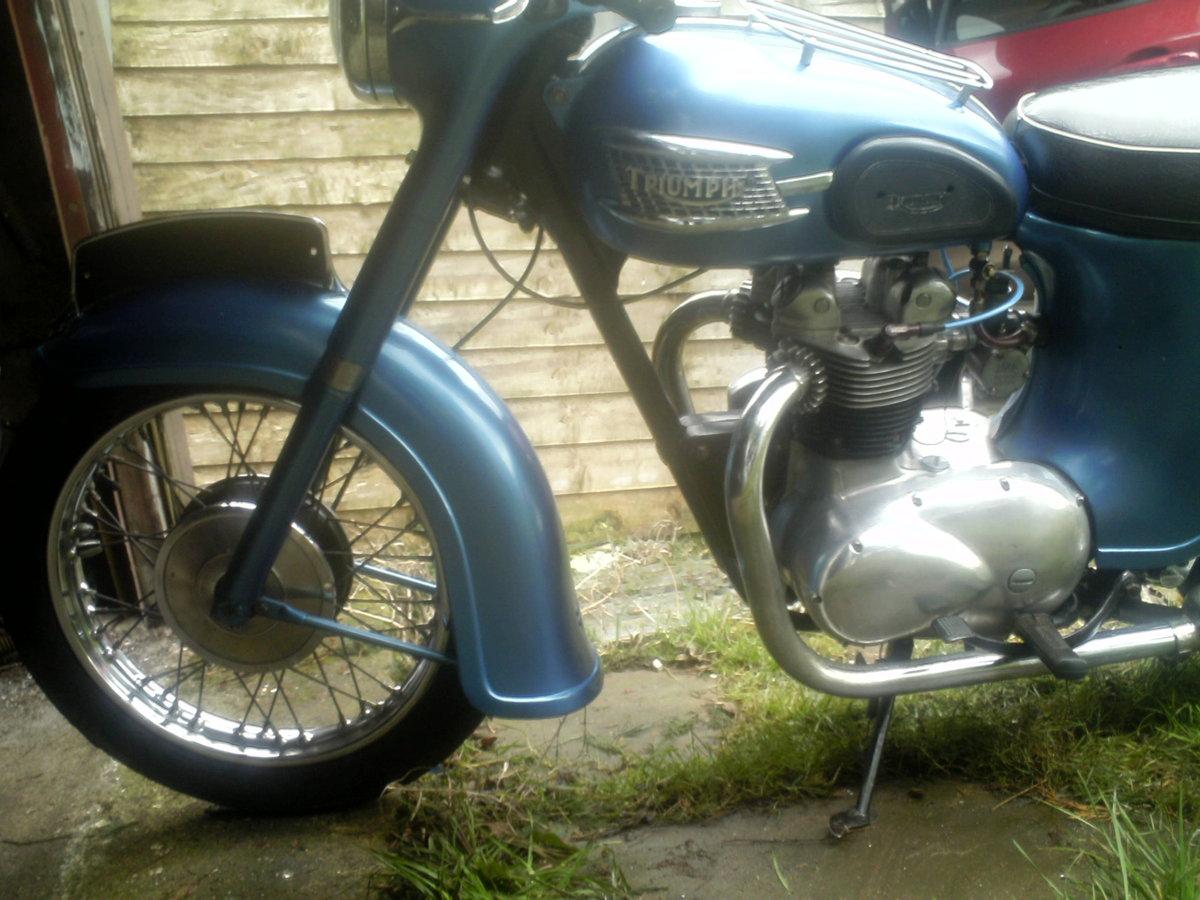 1961 TRIUMPH  21  3TA For Sale (picture 6 of 6)
