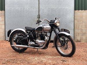 1949 Triumph T100 500cc All Original Numbers