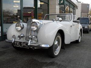 1948 Triumph TR Roadster 1800 For Sale