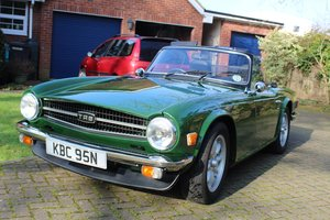 Triumph TR6 1974 - to be auctioned 26-04-19 For Sale by Auction