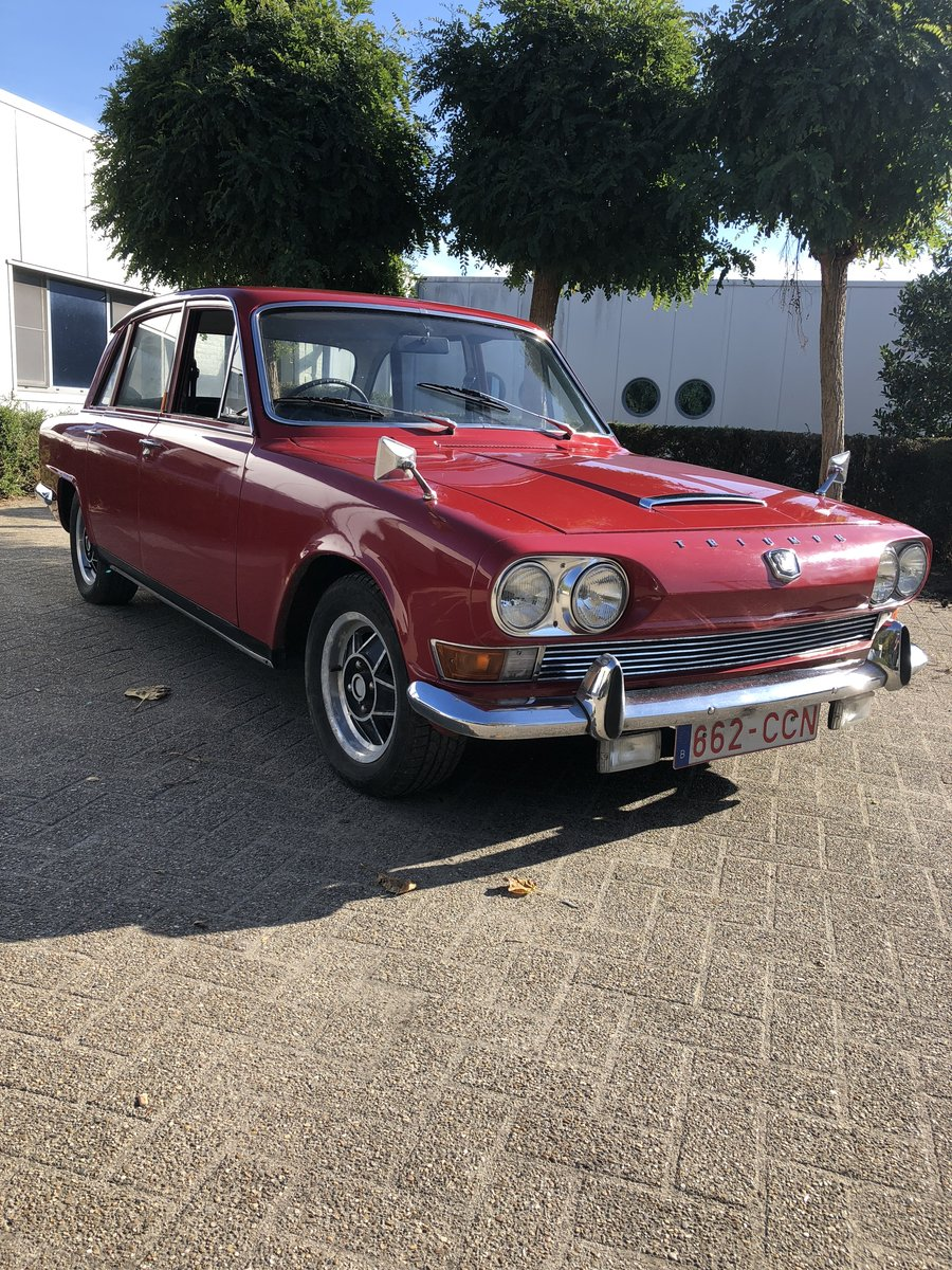 1968 TRIUMPH MK1 2000CC 6CYL. For Sale (picture 1 of 6)