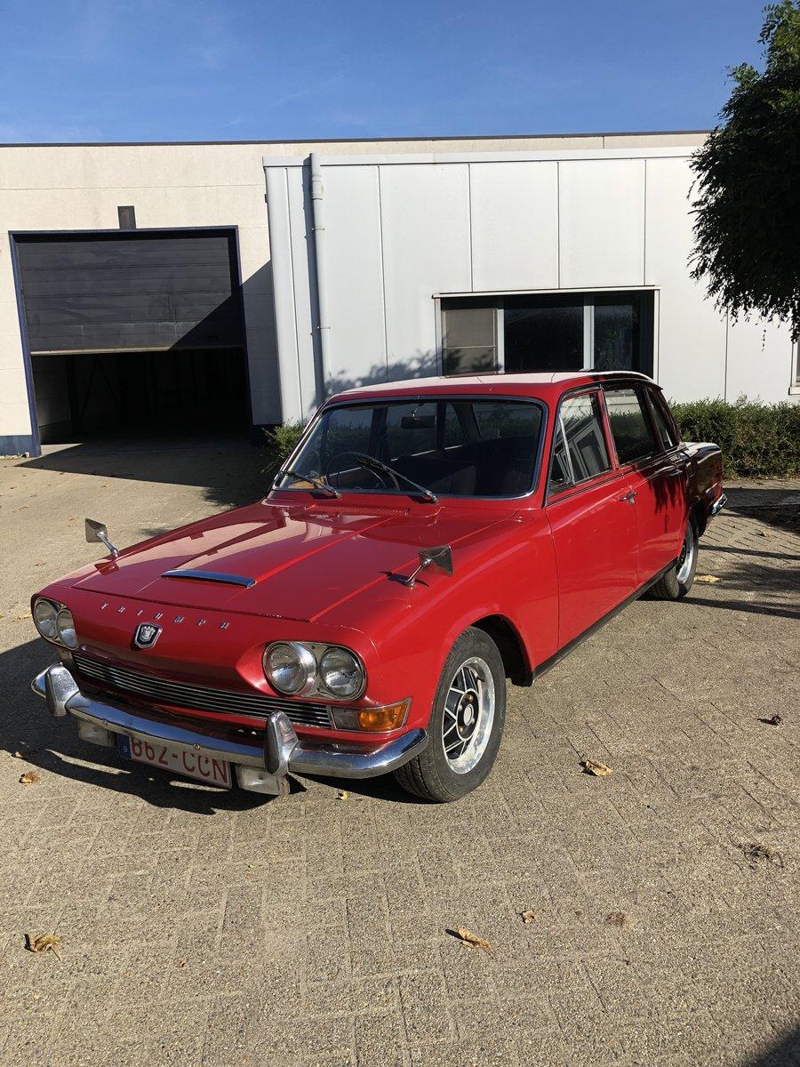 1968 TRIUMPH MK1 2000CC 6CYL. For Sale (picture 2 of 6)