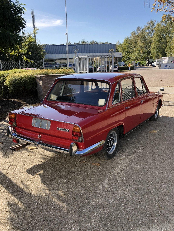 1968 TRIUMPH MK1 2000CC 6CYL. For Sale (picture 3 of 6)