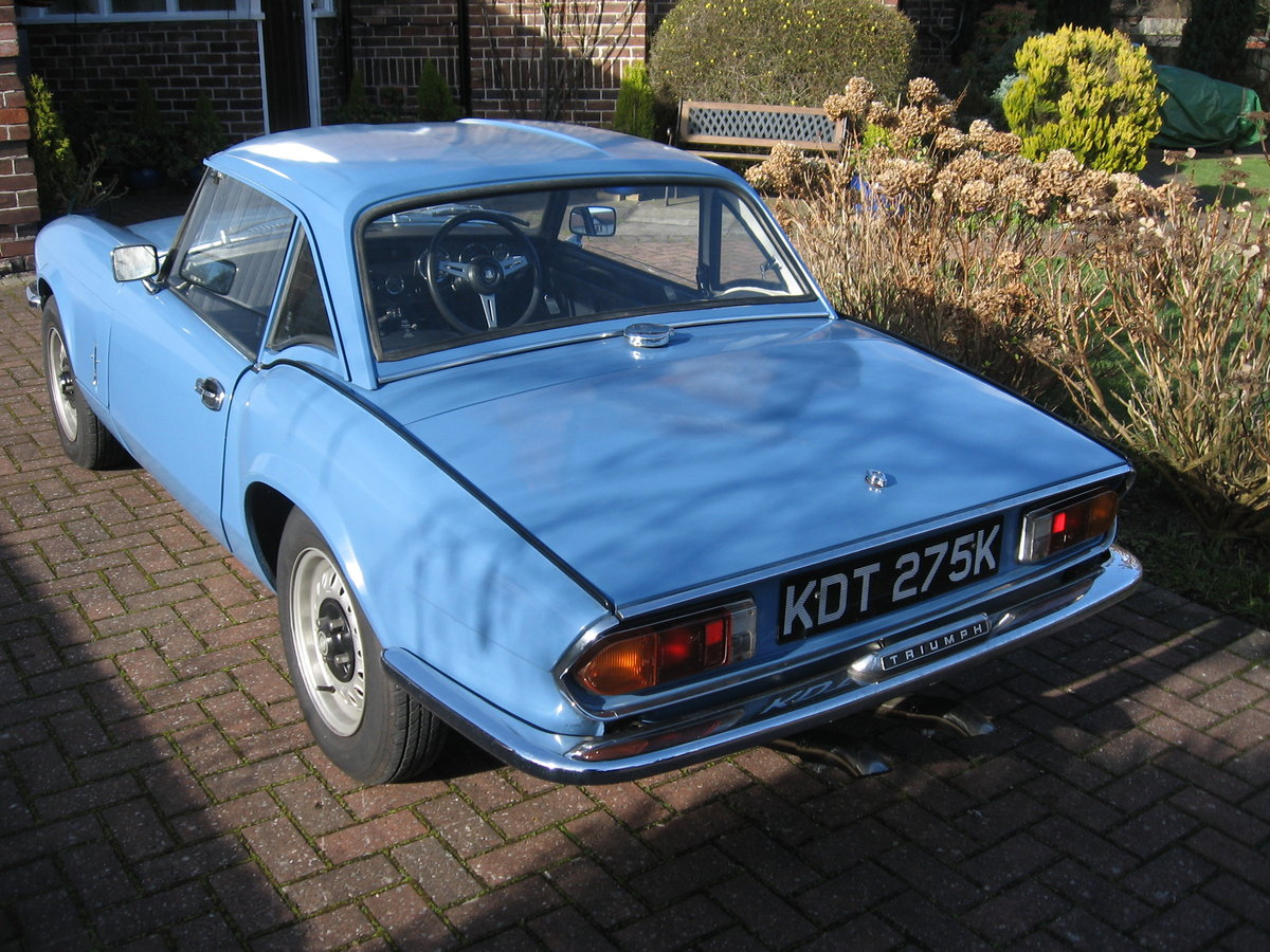 1971 Triumph Spitfire Mk 1v Overdrive For Sale Sold Car And Classic