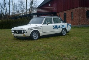 1976 Triumph Dolomite Sprint Race Car