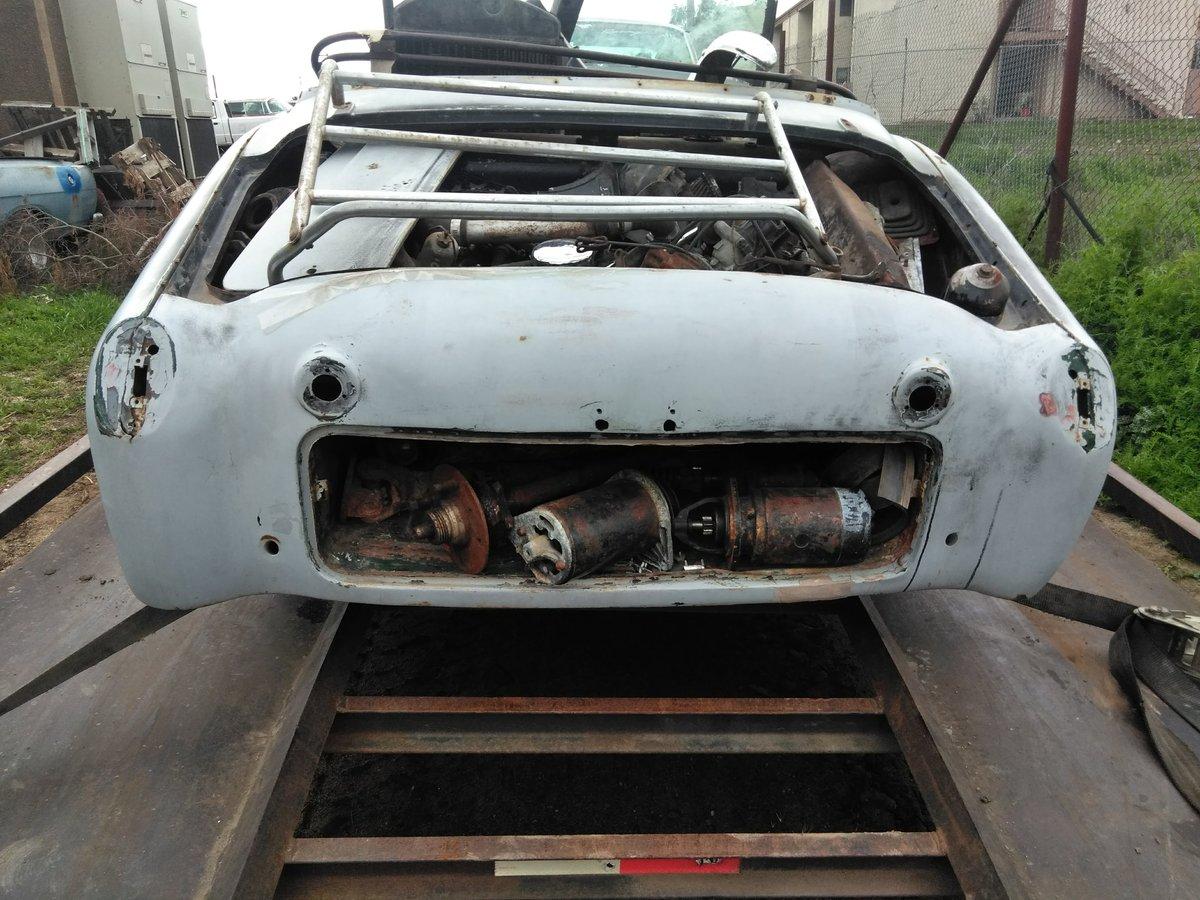 1960 Triumph TR3 For Sale (picture 1 of 6)