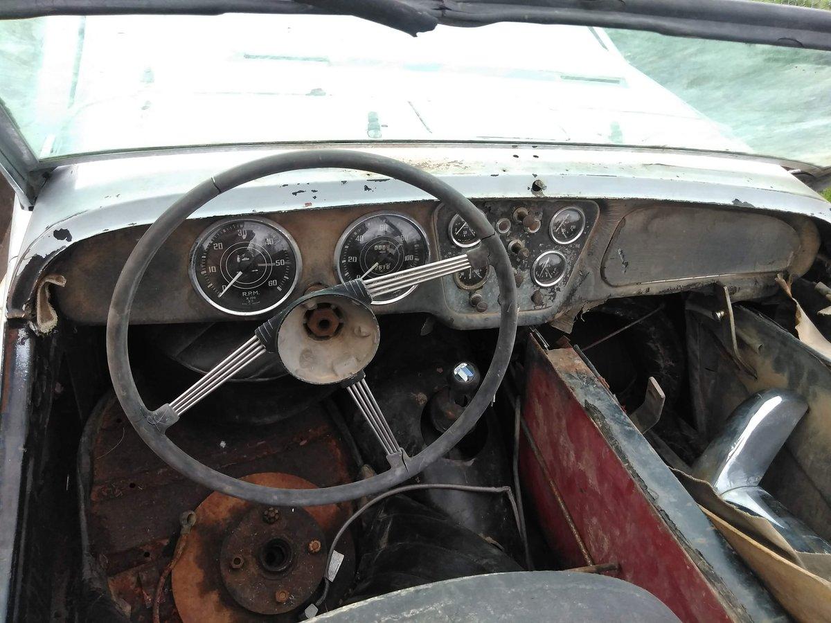 1960 Triumph TR3 For Sale (picture 3 of 6)