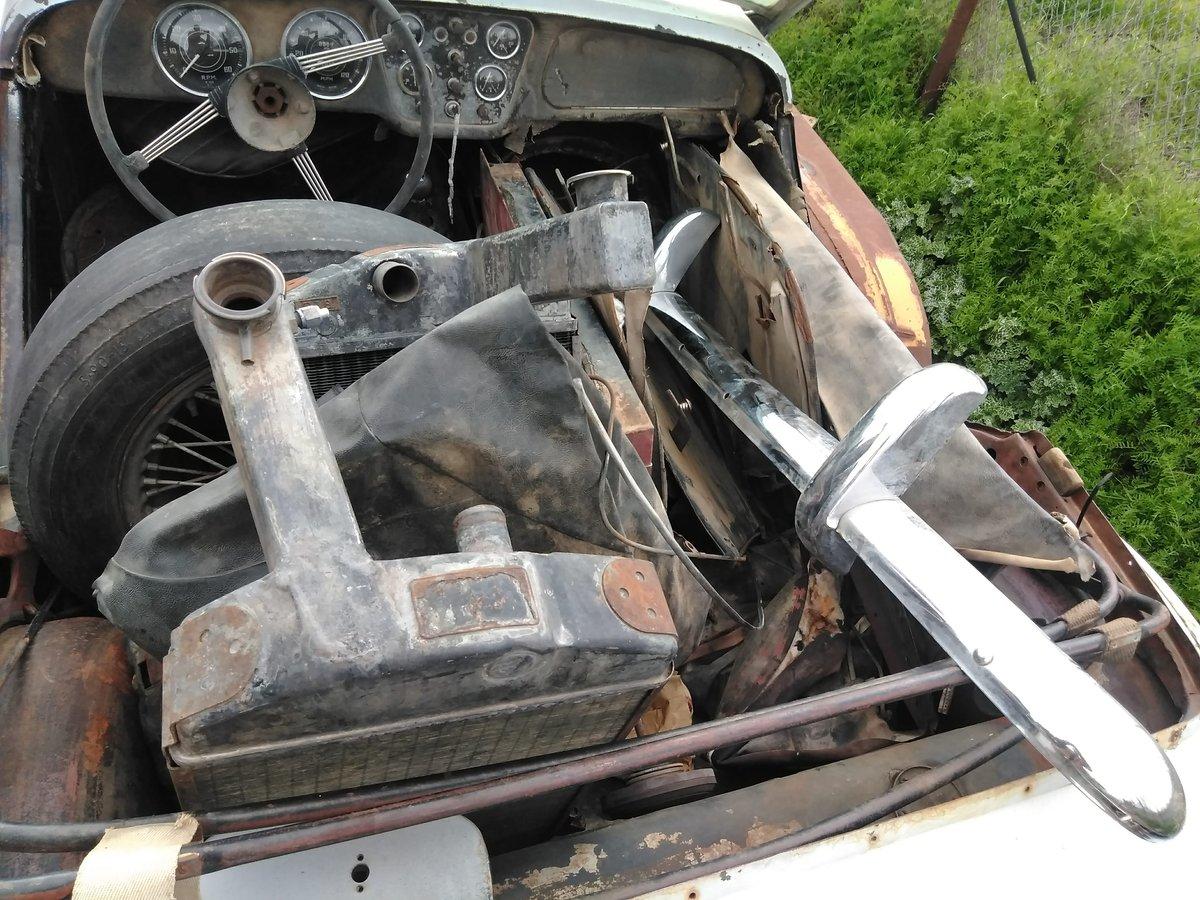 1960 Triumph TR3 For Sale (picture 4 of 6)