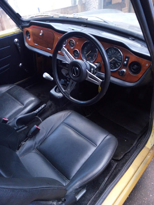 1975 Triumph TR6 (RHD Florida Import) For Sale (picture 4 of 6)