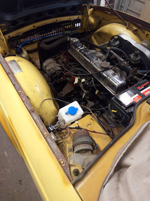 1975 Triumph TR6 (RHD Florida Import) For Sale (picture 5 of 6)
