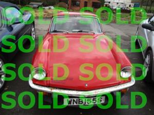 1978 Triumph Spitfire For Sale