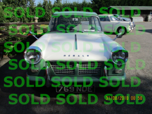 1962 Triumph Herald For Sale