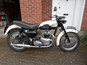 1959 Triumph Tiger T110 650 For Sale