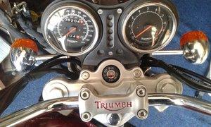 1999 TRIUMPH LEGEND SOLD