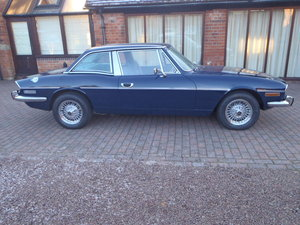 Triumph Stag Mk11 Auto  For Sale