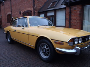 Triumph Stag Mk11 Auto 1977. For Sale