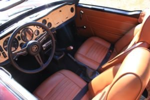 1972 Triumph TR6 Roadster = 59k miles clean driver $21.5k For Sale (picture 3 of 6)