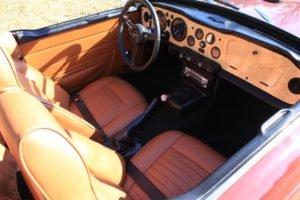 1972 Triumph TR6 Roadster = 59k miles clean driver $21.5k For Sale (picture 4 of 6)