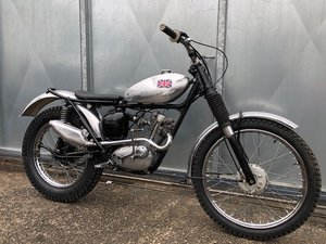 1964 TRIUMPH TIGER CUB PROPER ORIGINAL CLASSIC TRIALS BIKE £3795