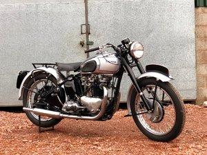 1948 Triumph Tiger T100 500cc Rare And Restored!