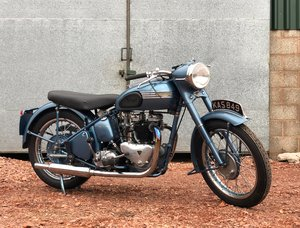 1952 Triumph 6T Thunderbird 650cc A Stunning Example!! For Sale