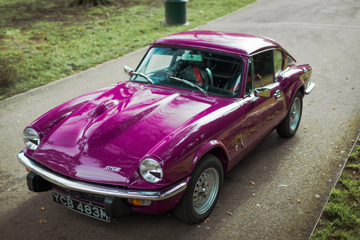 1974 Triumph GT6 -Restored PRICE REDUCED. For Sale (picture 1 of 6)