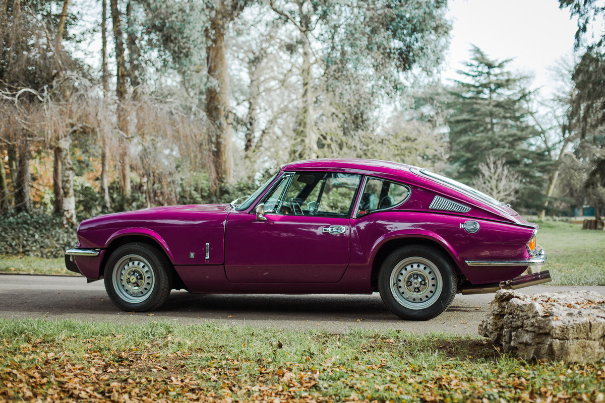 1974 Triumph GT6 -Restored PRICE REDUCED. For Sale (picture 2 of 6)