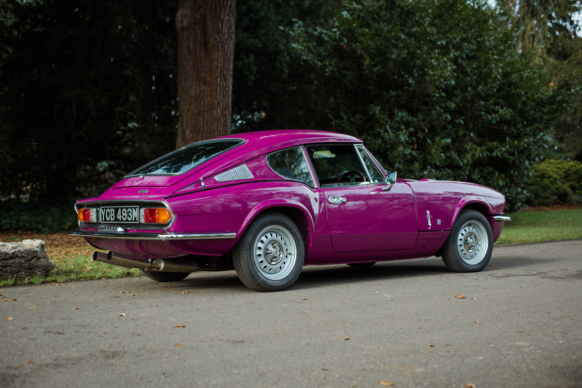 1974 Triumph GT6 -Restored PRICE REDUCED. For Sale (picture 3 of 6)