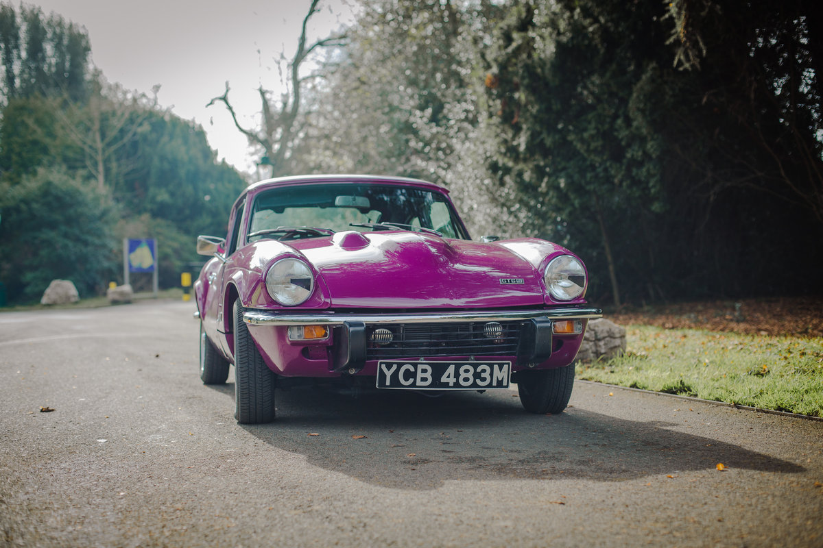1974 Triumph GT6 -Restored PRICE REDUCED. For Sale (picture 4 of 6)