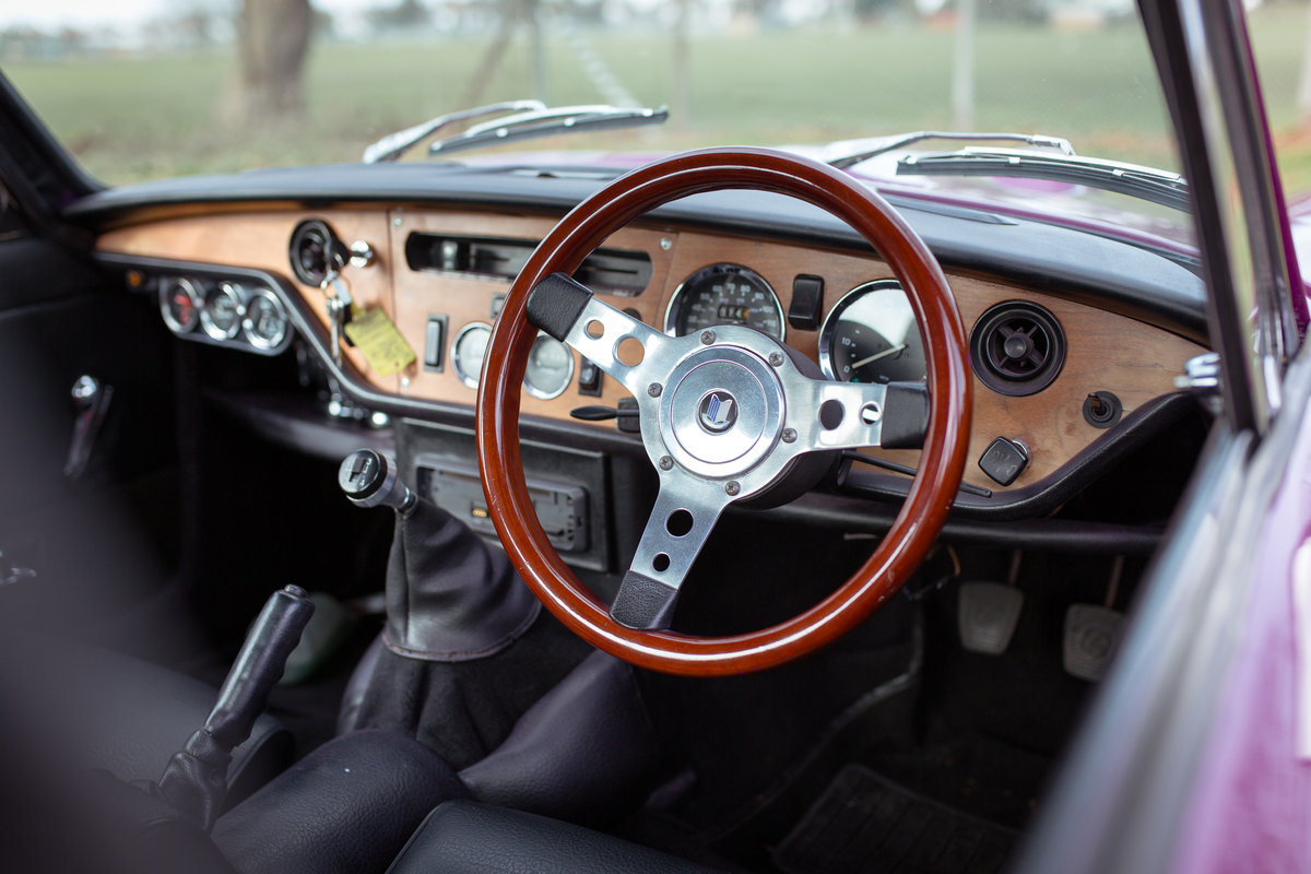 1974 Triumph GT6 -Restored PRICE REDUCED. For Sale (picture 5 of 6)