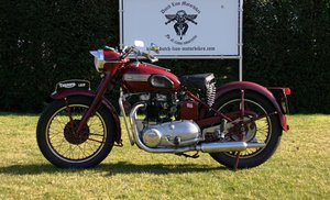 Triumph Speed twin 5T from 1953