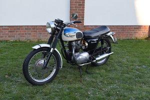 1967 Triumph 100R Tiger 100 For Sale by Auction
