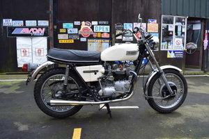 1973 Triumph T140V Bonneville 750cc For Sale by Auction