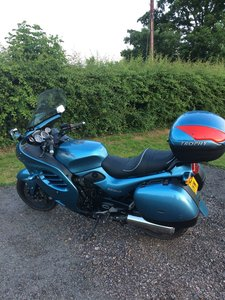 2002 Triumph trophy 1200 For Sale