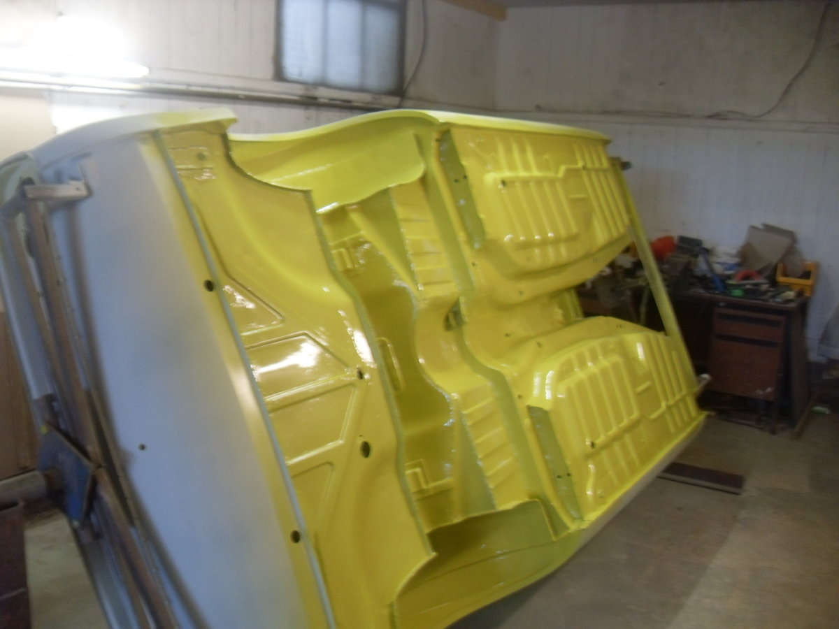 1973 Triumph GT6 Mk3 For Sale (picture 1 of 6)