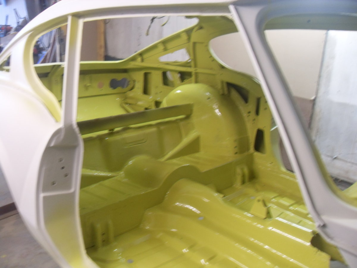 1973 Triumph GT6 Mk3 For Sale (picture 2 of 6)