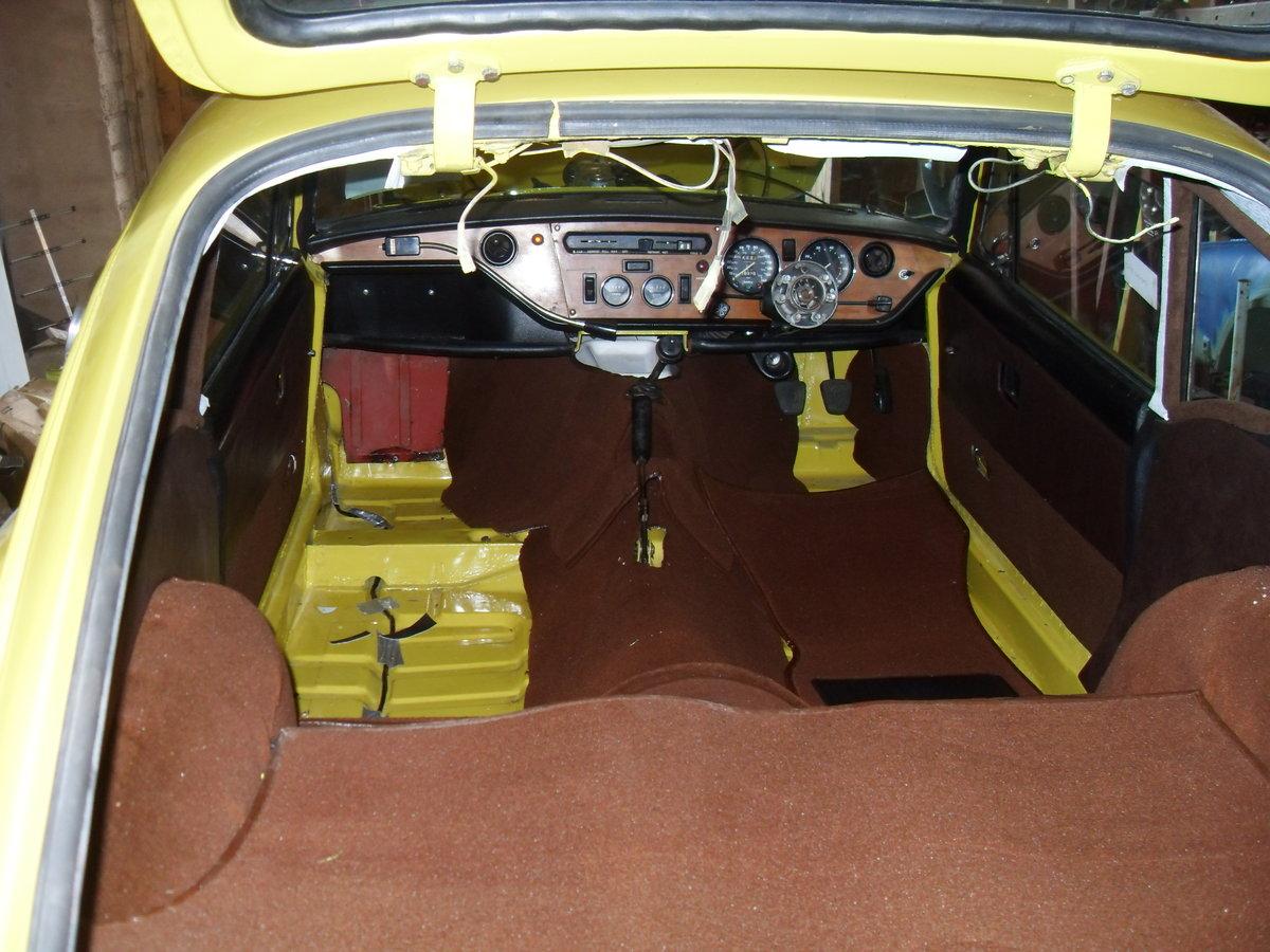 1973 Triumph GT6 Mk3 For Sale (picture 6 of 6)