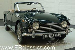 Triumph TR4 A IRS 1967 restored For Sale