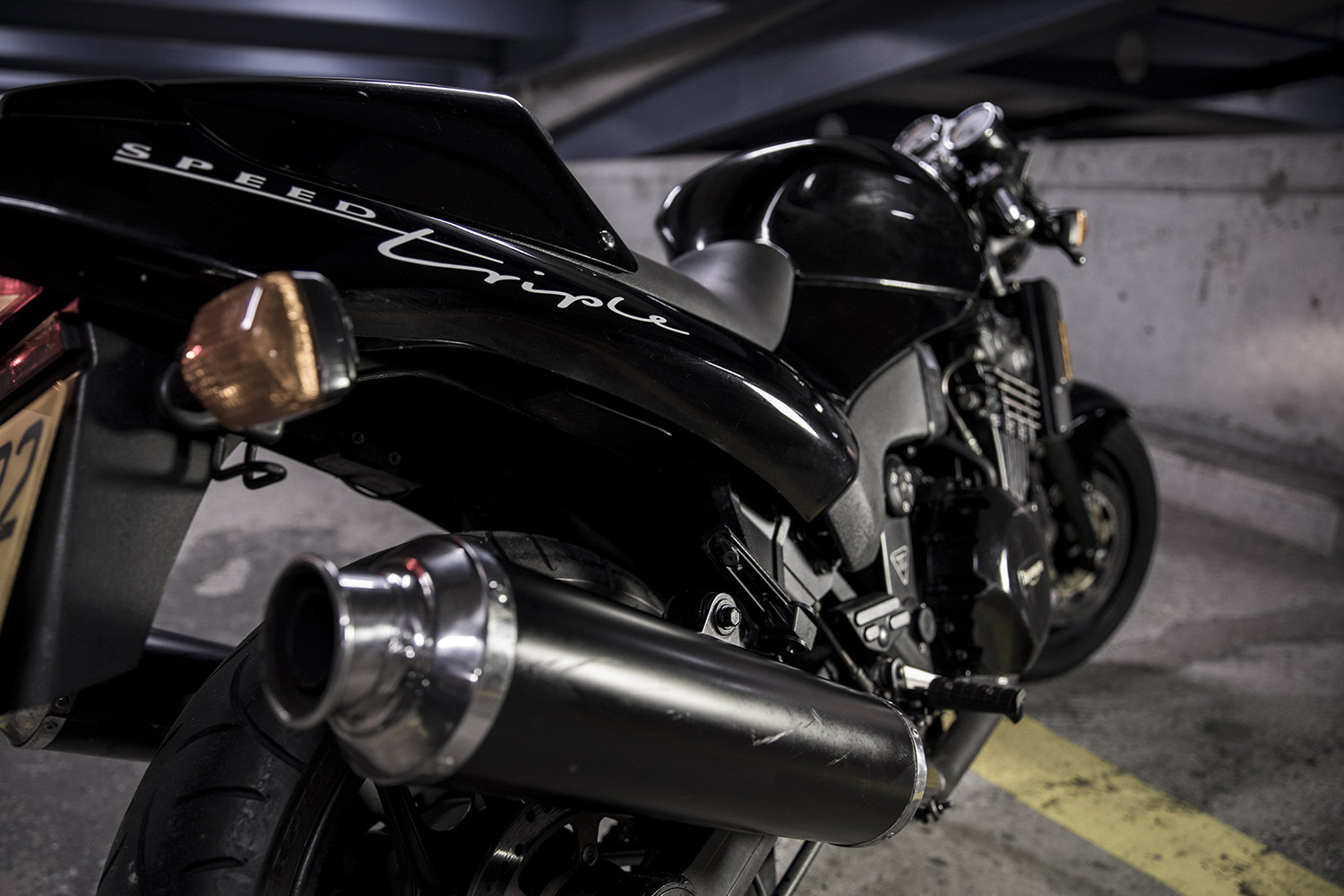Rare 1997 Speed Triple 750 Model For Sale (picture 3 of 6)