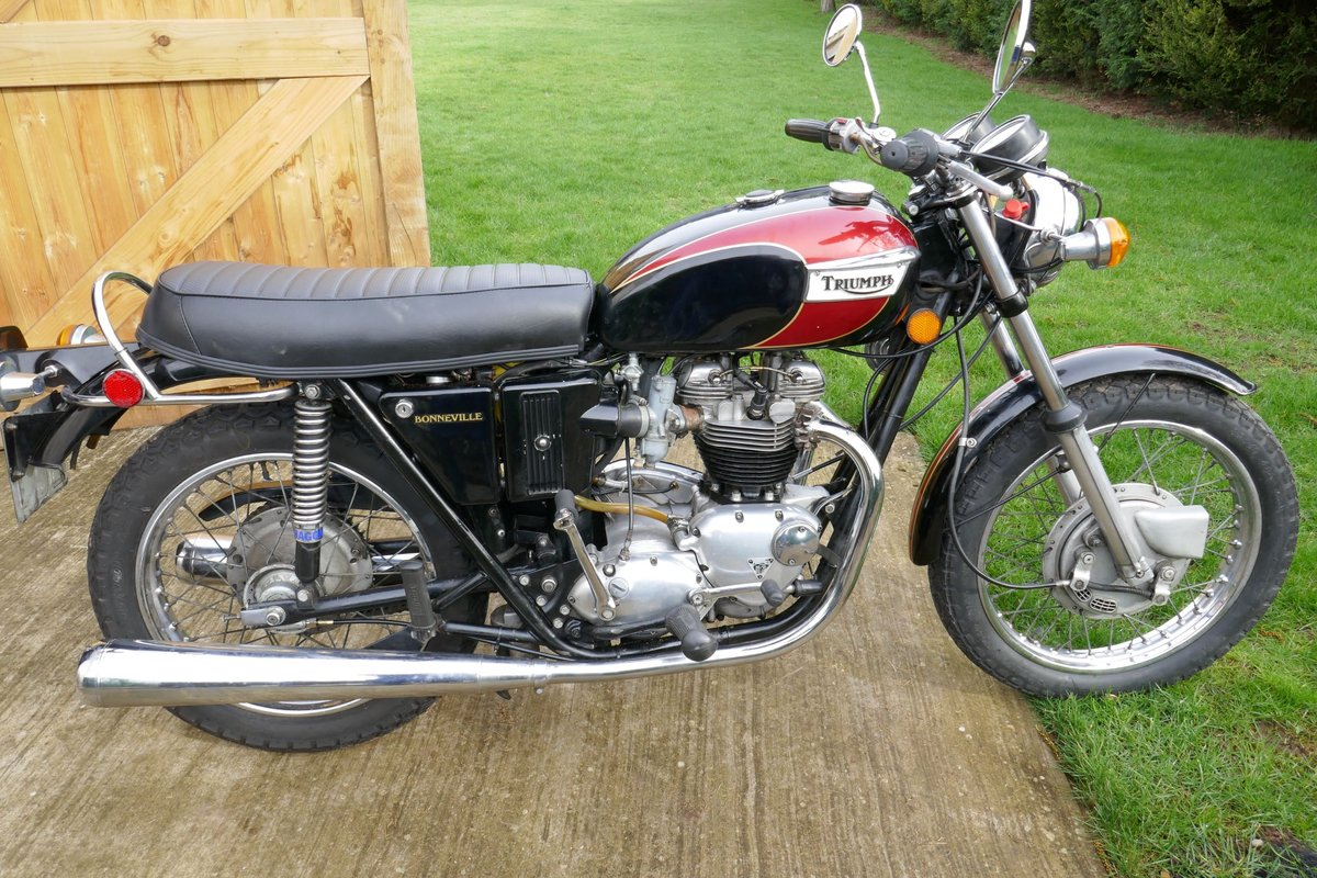 1971 Good honest Bonny from an enthusiast SOLD (picture 1 of 6)