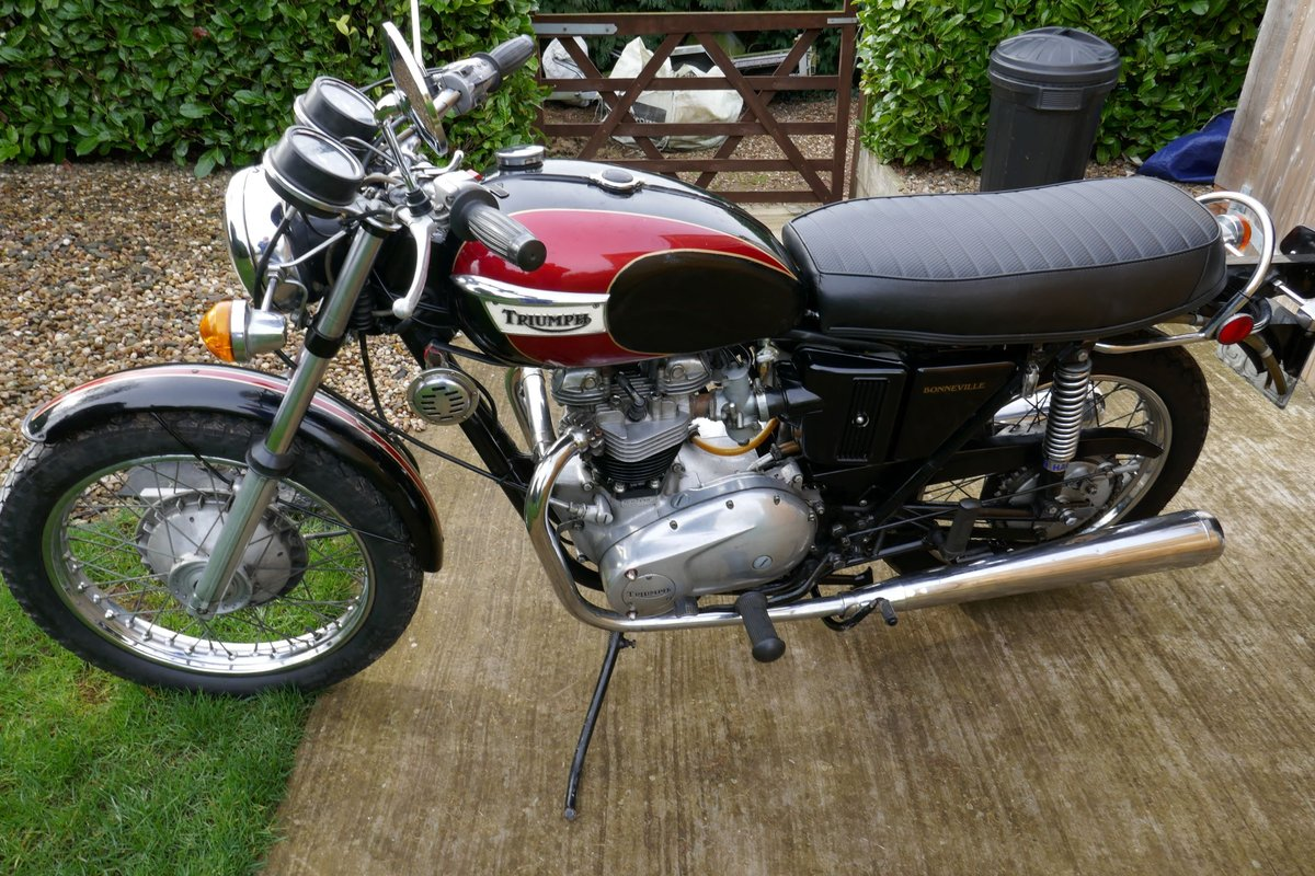1971 Good honest Bonny from an enthusiast SOLD (picture 2 of 6)