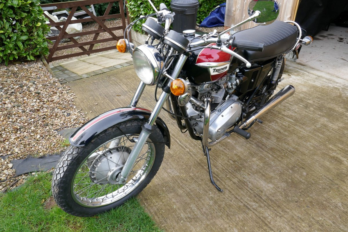 1971 Good honest Bonny from an enthusiast SOLD (picture 4 of 6)